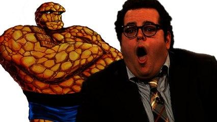 Fantastic Four Reboot Josh Gad CastingRumors