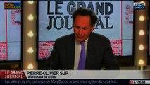 Pierre-Olivier Sur, bâtonnier de Paris, dans Le Grand Journal – 29/01 3/4