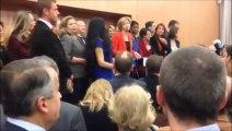 Elections municipales Torcy UMP/UDI : Méziane BENARAB aux voeux de Valérie PECRESSE