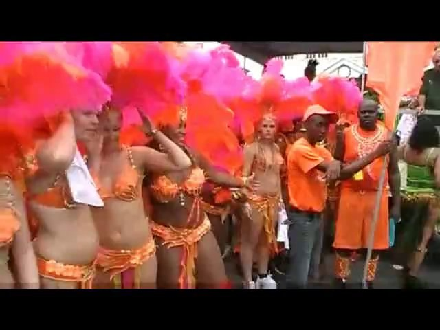 Soca Bhangra Chutney Wine Carnival Song-Pump Up The Bhangra