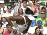 Venus Williams vs Serena Williams 2008 Wimbledon Highlights