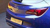 Genève 212 : Opel Astra OPC