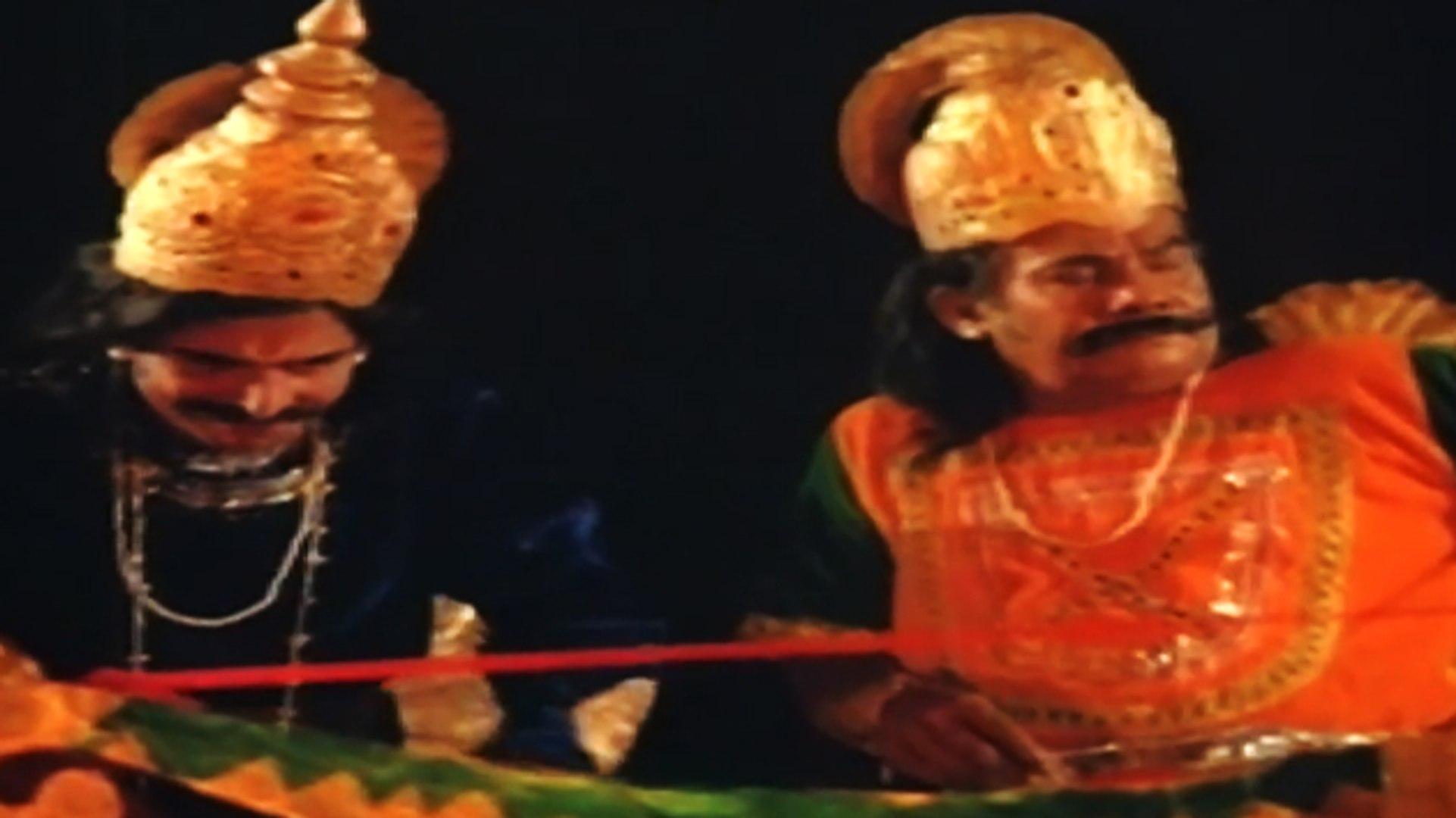 Drama Play Scene (Comedy) | Dheem Tharikida Thom | Malayalam Movie Scene