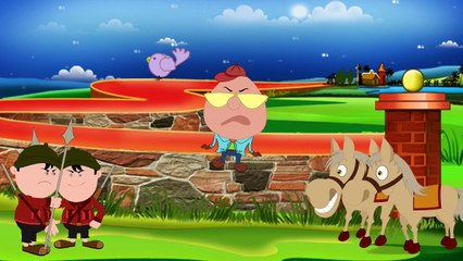 Nursery rhymes by PARI – Humpy Dumpy    onlyforkids.in