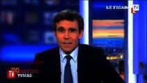David Pujadas arrive en retard au 20h de France 2 !