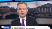 Politique Matin : François de Rugy, député de Loire-Atlantique, président du groupe Ecologiste à l'Assemblée nationale et Philippe Vigier, député UDI d'Eure-et-Loir