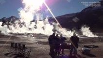 Geysers d'El Tatio - Voyage au Chili