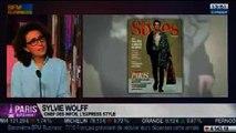 Le Rendez-vous du jour: Sylvie Wolff, L'Express Styles, dans Paris est à vous - 30/01