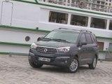 Essai SsangYong Rodius 200 e-XDi 4WD BVA 2014