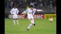 OL : Le plus beau coup franc de Juninho