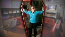 Homemade Starship Enterprise: Star Trek Enthusiast Recreates Iconic Ship