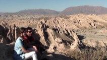 Quebrada de las Flechas - Voyage en Argentine