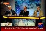 Part-2 GEO Great Debate Iftikhar Ahmad & Hamid Mir with MQM Haider Abbas Rizvi (28 Jan 2014)