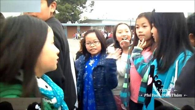 AiVy school celebration VN's New Year 2014