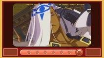 Guilty Gear Xrd BuruRaji Clip :  les scènes d'animation avec les personnages du jeu