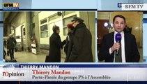 TextO' : Nicolas Sarkozy, un déplacement presque présidentiel