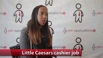 Little Caesars Cashier