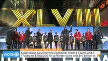 Super Bowl XLVIII By The Numbers: From 2 Teams And 1 Trophy To $700,000 For A Private Suite And $10 Billion In Bets!