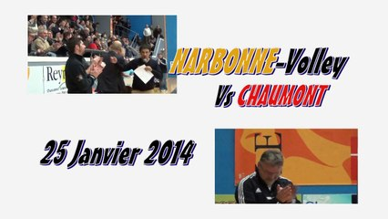 reportage NVB vs CHAUMONT
