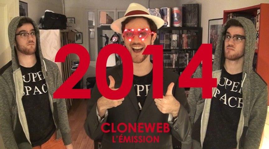 CloneWeb L'Emission n°35 : Janvier 2014
