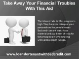 Unsecured Loans for Tenants – Risk free Funds For Tenants Folks