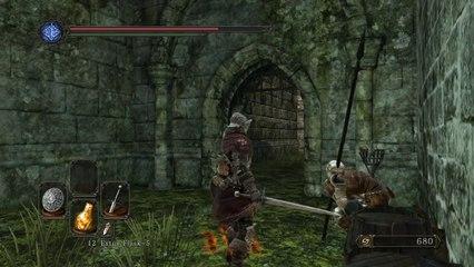 Pate Gameplay de Dark Souls 2