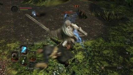 Forest of Fallen Giants Gameplay #3 de Dark Souls 2