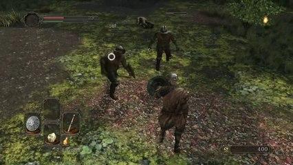Forest of Fallen Giants Gameplay #2 de Dark Souls 2