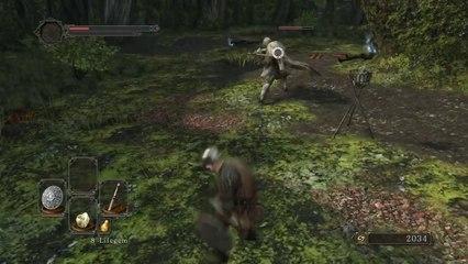 Forest of Fallen Giants Gameplay #1 de Dark Souls 2