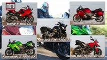 Le sommaire de Moto Magazine 304 (février 2014) : BMW R1200 RT, Suzuki 1000 V-Strom, Equipement chauffant d'hiver…