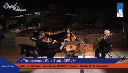 The strennous life - Scott JOPPLIN