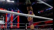 CM Punk (c) vs Ryback (07.01.2013)