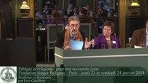 Eric Geoffroy - Soufisme et économie