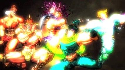 JoJo's Bizarre Adventure All-Star Battle - U.S.  de Jojo's Bizarre Adventure All Star Battle