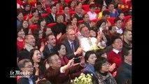 Les Chinois célèbrent l'année du cheval