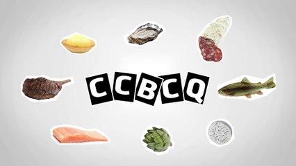 CCBCQ : Acciughe sotto pesto con pomodoro gele e gelato di bufala