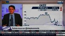 Marché: L'année commence mal en bourse: François Monnier, dans Intégrale Placements - 31/01