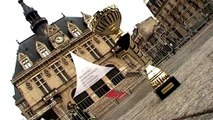 Les Foulées de Vincennes 2014 : Laurent Lafon contre VincennesTV.fr la course des titans