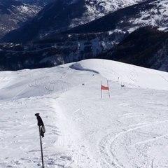 Championnat de France de Ski Sport Adapté - Super G division 1