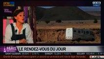 Le Rendez-vous du jour: Jennifer Guesdon, BFM Business, dans Paris est à vous - 31/01