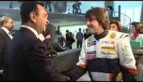 Renault F1 R28 presentation
