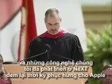 Bài phát biểu của Steve Jobs tại ĐH Standford (Full vietsub - phụ đề tiếng việt)