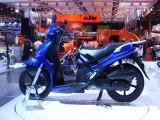 Mondial du 2 roues 2007 - Nouveautés Scooter
