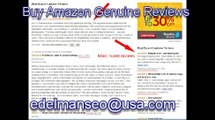 We provide your Amazon products real reviews from real users.