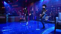 Dum Dum Girls - Rimbaud Eyes [Live on David Letterman]