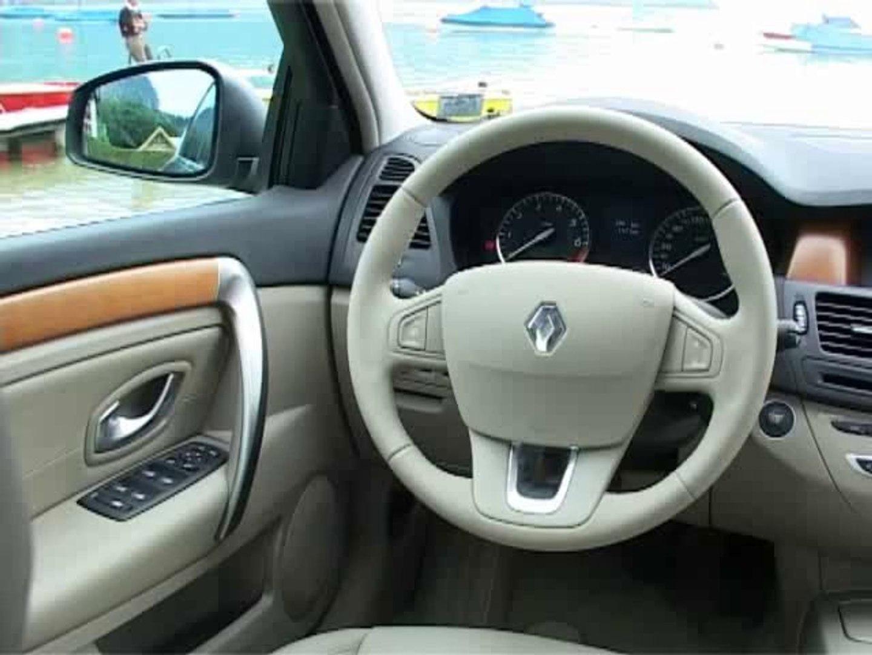 Essai Renault Laguna III 2 0 dCi 150