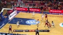 Highlights: Galatasaray Liv Hospital Istanbul-Zalgiris Kaunas