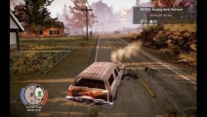 State of Decay - Bölüm 4 - Kasabada Yeni Bir Şerif Var: MADDOX