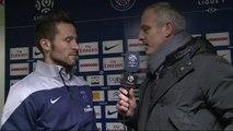 L'après-match de Alain Roche, Paris / Bordeaux, Y. Cabaye