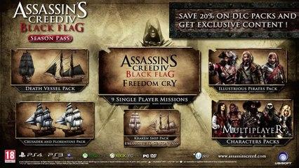 Assassins Creed 4 Black Flag - Ödüller Videosu